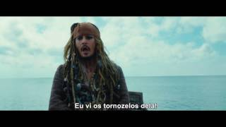 Trailer: Piratas do Caribe: A Vingança de Salazar
