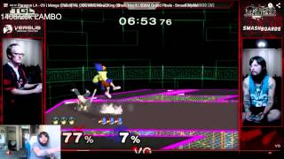 Mango analyzes his Pagaron Grand Finals against M2K