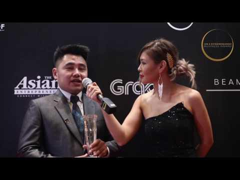 "SME & Entrepreneurship Business Award 2017 ""Elite Car Care Service"" Award"