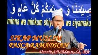 Video Sikap Muslim Yang Bertaqwa Pasca Ramadhan  | Ceramah Paling Tegas Ustadz Adi Hidayat Pasca Ramadhan MP3, 3GP, MP4, WEBM, AVI, FLV Juni 2018