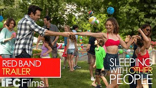 Sleeping With Other People   Red Band Trailer I Hd I Ifc Films