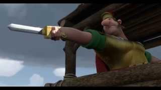 Astérix : Le Domaine des Dieux - Teaser