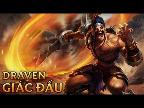 Draven Giác Đấu - Gladiator Draven