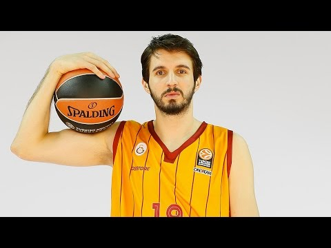 Steal of the night: Furkan Aldemir, Galatasaray Liv Hospital Istanbul