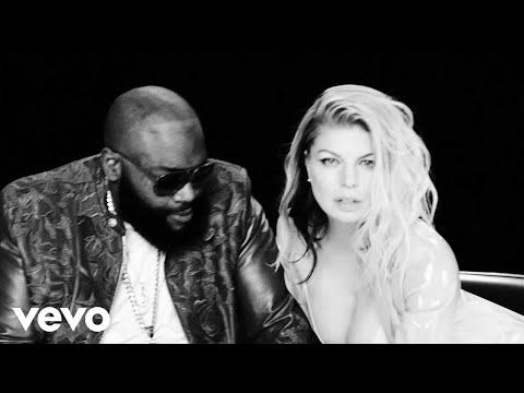 Fergie & Rick Ross – Hungry