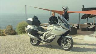 9. BMW Motorcycles 2012 K1600GTL - The future of motorcycle touring.