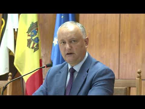 Глава государства посетил Леовский район
