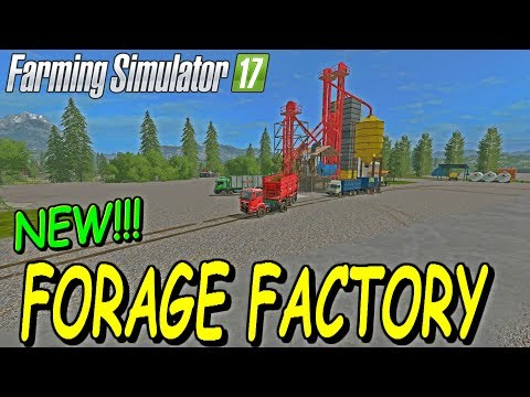 Production of forage mixing v1.0