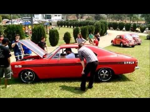Portal Éder Luiz - Encontro de Veículos Antigos em Luzerna