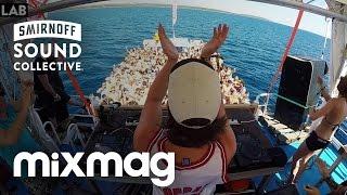 Sonny Fodera - Live @ Mixmag Lab #SmirnoffBoat 2016