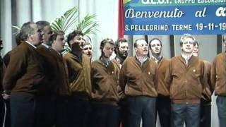 Coro S.A.T 1994 Teatro Casinò Di S. Pellegrino T. Di Galizzi Umberto
