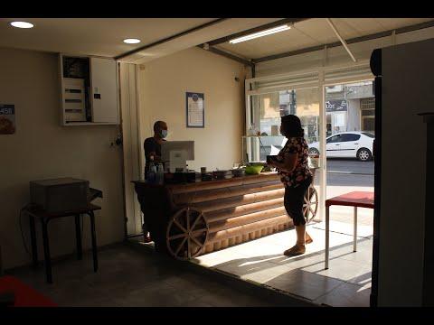 בורקס בכר העגלה בסניף דליה טעים ואיכותי