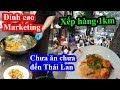 Video Quá sốc chỉ vì dĩa phở xào 100k ngon nhất Thái Lan mà xếp hàng 2 tiếng mới được ăn - Thip Samai