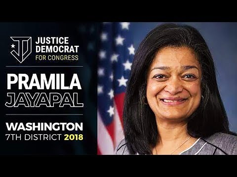 Another Progressive in Congress Joins the Justice Democrats!