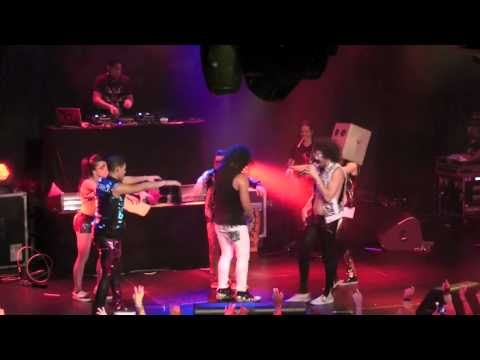 LMFAO 'Party Rock Anthem' (Live At Amsterdam Dance Event 2011)