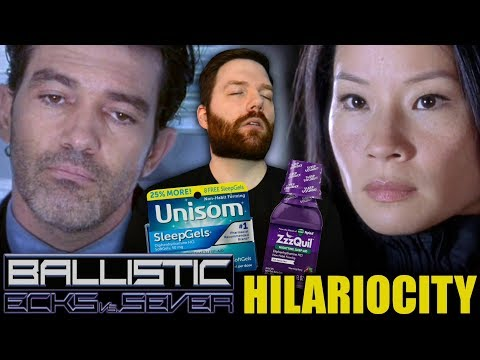 Ballistic: Ecks vs. Sever - Hilariocity Review