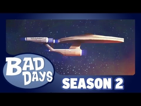 Star Trek - Bad Days - Season 2 - Episode 4