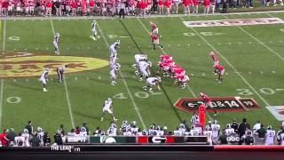 Cordy Glenn vs Michigan State