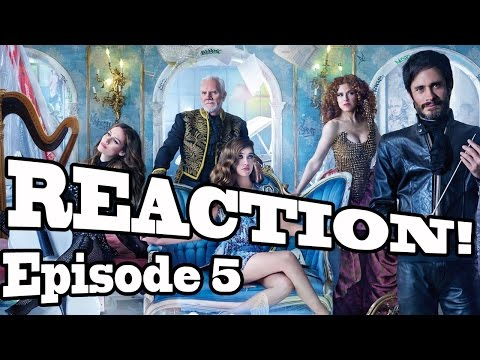 REACTION: Mozart In The Jungle - Episode 5