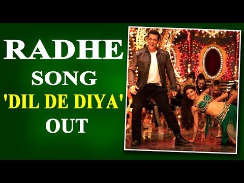 Salman Khan starrer Radhe new song Dil De Diya out