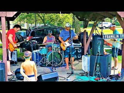 FRANKLIN TURNPIKE // August 5, 2018 — Live @ The Ramsey Pool • Full Show