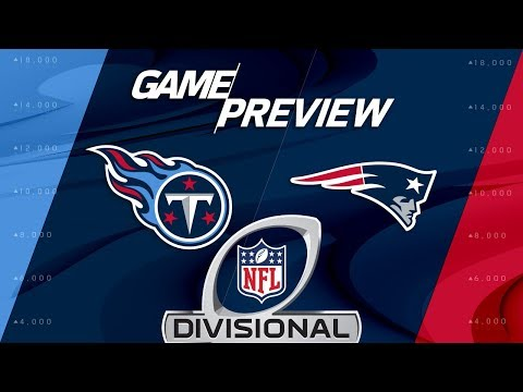 Video: Tennessee Titans vs. New England Patriots | NFL Divisional Round Preview | Move the Sticks