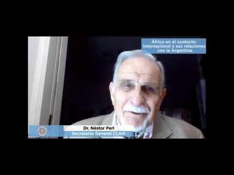 África en el contexto internacional y sus relaciones con la Argentina