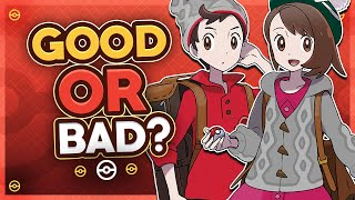 Are Pokémon Sword and Shield GOOD or BAD? My Initial Thoughts and Impressions by HoopsandHipHop