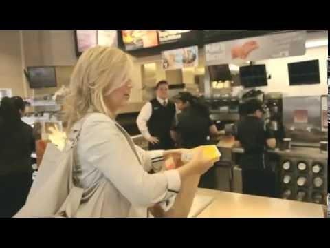 沒想到我們常吃的麥當勞圖片是這樣修的阿,修圖也修得太誇張了吧!