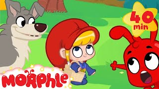 Video Little Red Riding Hood and Morphle - Fairy Tale Animation For Kids MP3, 3GP, MP4, WEBM, AVI, FLV Juli 2019