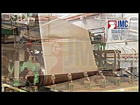 TWIN (DOUBLE) WIRE PAPER MACHINE