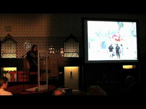 TEDxBaghdad: Suhad Alfartousi at TEDxDordrecht