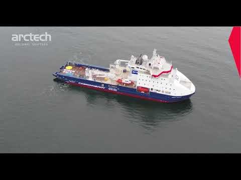 РоликСЗ Arctech Helsinki Shipyard остроительстве 4 ледокольных судов снабжения
