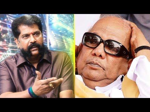 Nakkeeran's Soft Corner Towards DMK??-Nakkeeran Gopal Answers Part 1 |MT 50