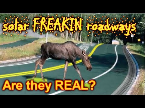 Solar Freakin' Roadways Take a Beating in this Video