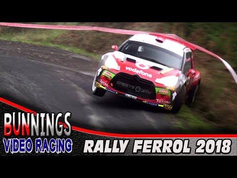 Rally Ferrol 2018 - @BunningsVideo