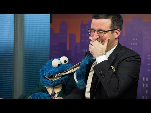 monster - The local news would be so much better with John Oliver and Cookie Monster. Watch the original: https://www.youtube.com/watch?v=iLi2xB82ZyI&list=PLSKUhDnoJjYkOcBDCTlCo69KJk42pnOMa&index=1...
