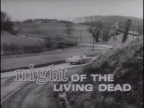 Movie - Night of the Living Dead (B&W, George A. Romero, 1968)