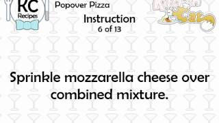 KC Popover Pizza YouTube video