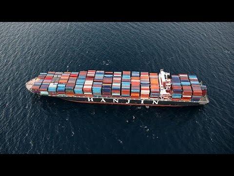 Χρεοκόπησε η Hanjin Shipping – corporate