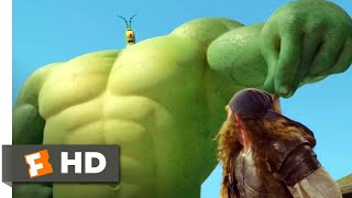 Nonton The SpongeBob Movie: Sponge Out of Water (2015) - PlankTON Vs. BurgerBeard Scene (9/10) | Movieclips Film Subtitle Indonesia Streaming Movie Download