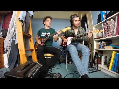 The Way You'd Love Her - Mac DeMarco // Light Strip Cover