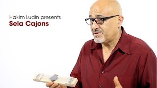 Hakim Ludin presents Sela Cajons