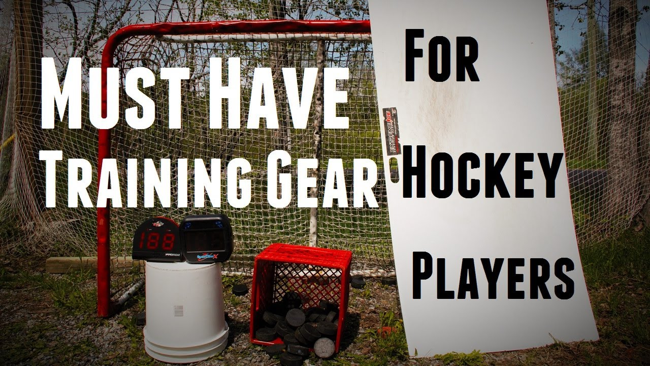 Essential Training Gear for Hockey: Video 1 – Stickhandling