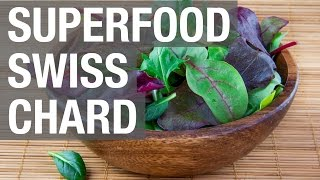 Have you ever tried Swiss Chard? It's fantastic, and good for you too! Join Tyler as he launches into his new favorite leafy green!