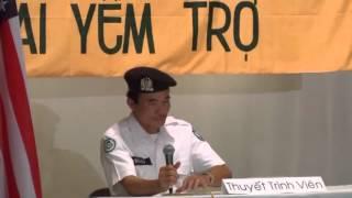 Hội Luận Về Tội Ác Của Việt Cộng Và Tay Sai Tại Little Saigon 2012