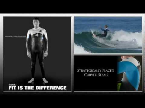 xcel - Precise engineered FIT is the foundation of why Xcel wetsuits simply work better and are trusted by the most committed surfers in the world. From the coldest...
