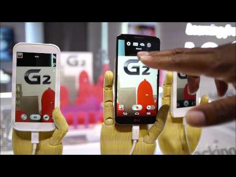 LG G2 camera features