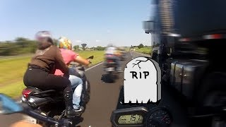 Video DANGEROUS RIDE - 392 Km/H, Almost R.I.P. & more - Best Onboard Compilation [Sportbikes] - Part 3 MP3, 3GP, MP4, WEBM, AVI, FLV Juli 2019