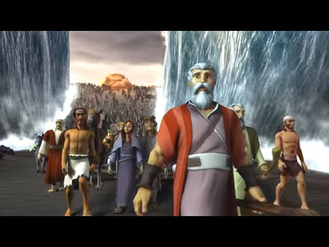 Superbook - Let My People Go! - Season 1 Episode 4 - Full Episode (Official HD Version)